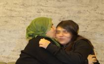 One more YPG/PKK member reunites with her family