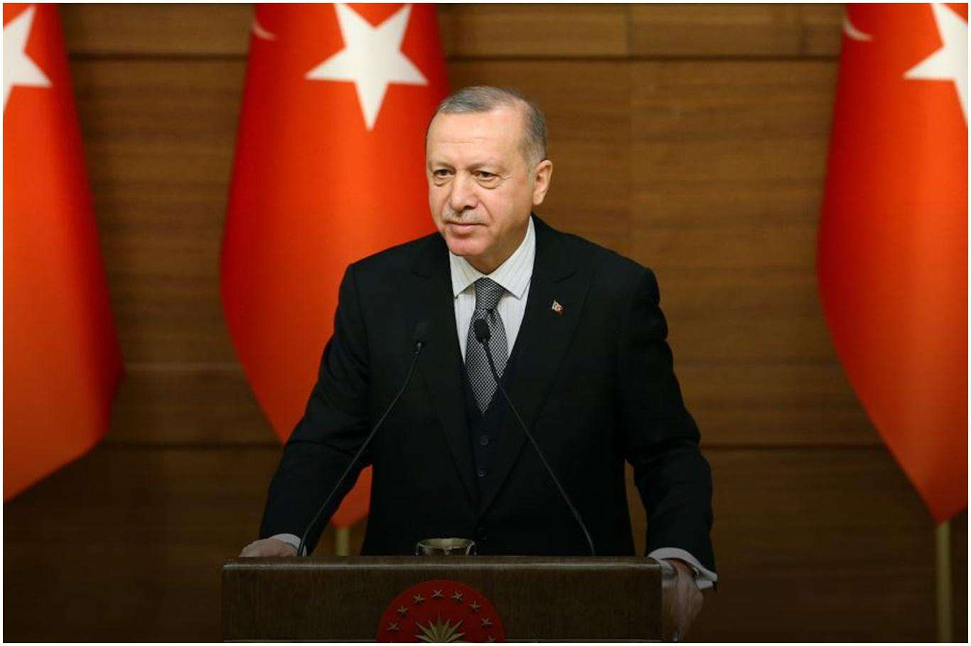Erdoğan issues a condolence message on the passing of Prince Philip