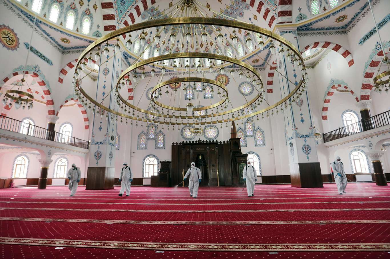 Muslims across the world prepare for the holy month of Ramadan