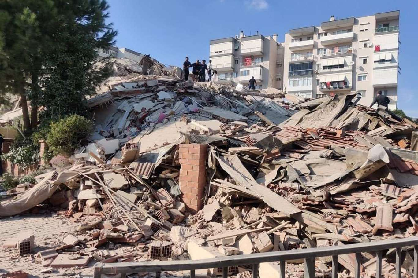 Turkey shares different information on earthquake