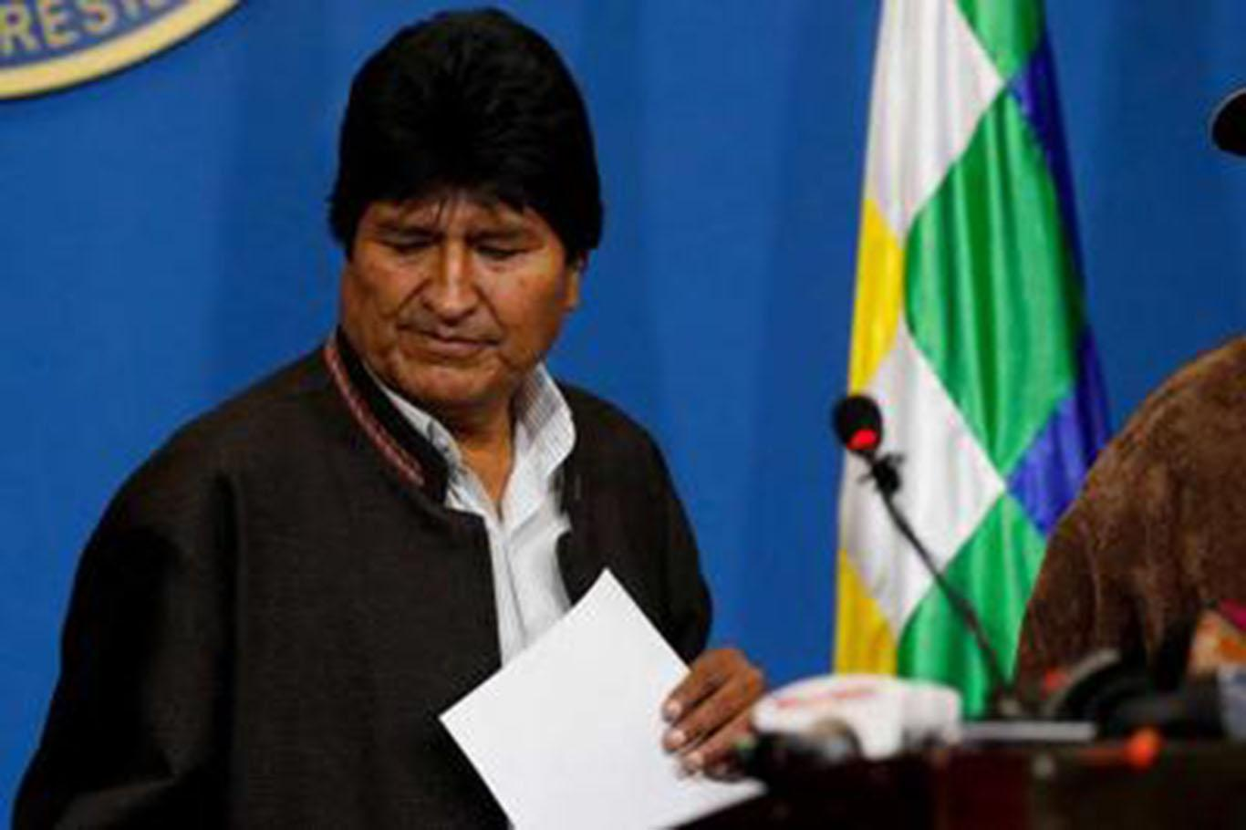 Arrest warrant to be issued against Morales