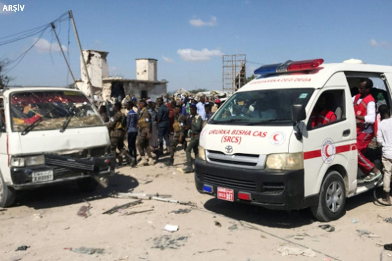 Bomb attack targets Turkish contractors in Mogadishu, Somali: 11 wounded