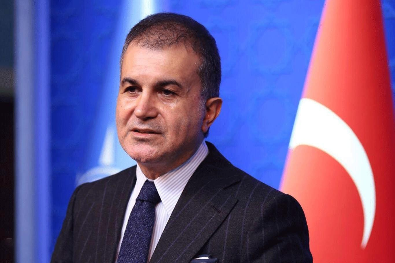 AK party condemns US move on Armenian events