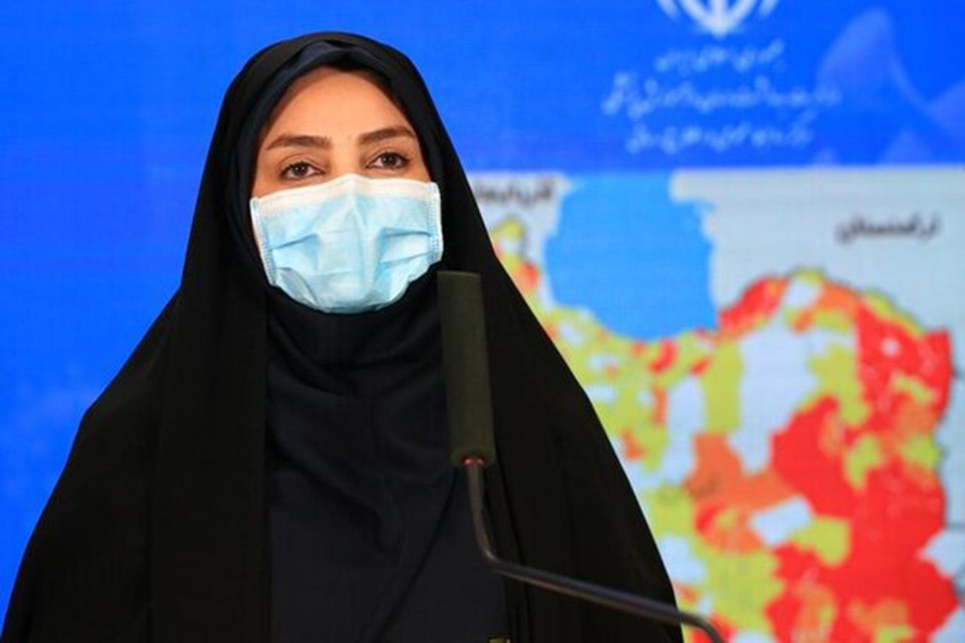 Iran reports 169 new deaths from coronavirus in the last 24 hours