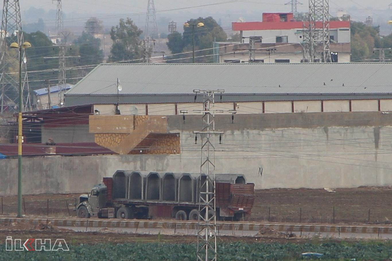 PKK's tunnel construction continues in Qamishlo