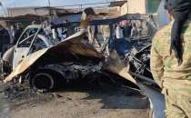 3 civilians killed and 9 others injured in a car bomb attack in northern Syria