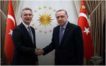 Erdoğan, NATO Secretary General Stoltenberg talk over phone