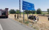 4 people injured in road accident in eastern Turkey