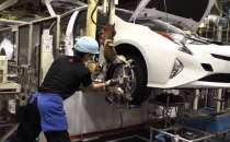 Toyota to suspend production at all plants in Japan due to parts shortage