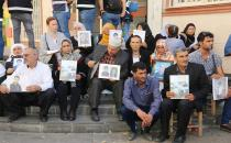 5 families from Iran join sit-in protest of families in Diyarbakır