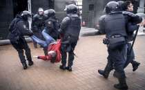 523 people detained in Belarus anti-government protests