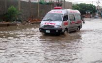 7 people die in flash floods in Pakistan