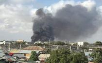8 soldiers killed and 14 others injured in a car bomb attack in Somalia