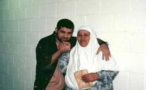 Abu Diyak hopes to spend his last day with his mother