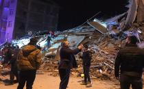 6.8-magnitute earthquake hits eastern Turkey