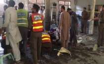 At least 10 people killed, more than 70 injured in an explosion in Pakistan