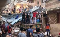 Building collapses in Egypt: 8 dead