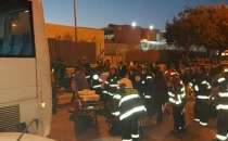Bus hits seven West Bank workmen, killing two in Bethlehem