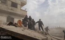 Civilian deaths continue in Eastern Ghouta