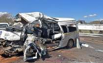 Deadly accident claims 13 lives in South Africa
