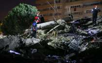 Death toll from earthquake rises to 12 in Turkey's Izmir
