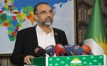 Do not leave the Muslim Kurdish people at the mercy of the imperialists, Saglam says