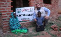 European Yetim Eli builds a house for disabled orphans in Uganda