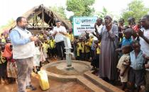 European Yetim Eli inaugurates fresh water wells in Uganda