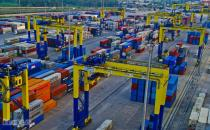 Exports increased while imports decreased, Turkstat