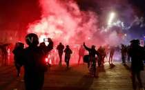 Footage of police beating an unarmed Black sparks protests in France