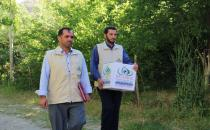 IHO EBRAR known as an international help organisation is continuing Ramadan help