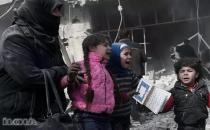 Leave East Ghouta: Syrian regime