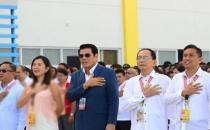 Mayor killed at a ceremony in the Philippines