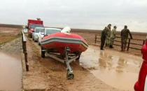 Military vehicle topples into the overflowing river: 2 soldiers died 2 soldiers missing