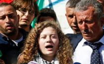 Palestinian girl Tamimi freed from jail