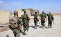 Regime forces withdraw after intense clashes near NE Syria's Tel Tamr: SOHR