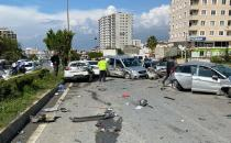 Road crash in southern Turkey: 5 people killed