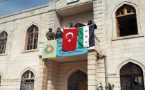 Security activities in Afrin