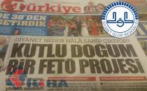 Strong reaction from the Directorate of Religious Affairs to the 'Turkiye Newspaper'