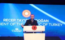 TANAP is the most concrete sign of our country's peaceful vision: Erdoğan