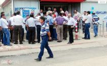 Unemployment rate realized as 13.0% in Turkey