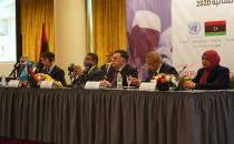 UNSMIL announces the resumption of  the Libyan Joint Military Commission talks in Genova