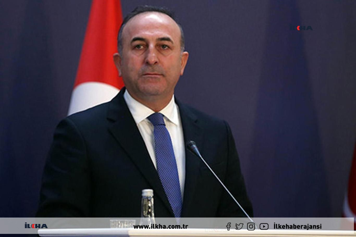 Turkey did and will do its part for a cease-fire and peace in Libya: Çavuşoğlu