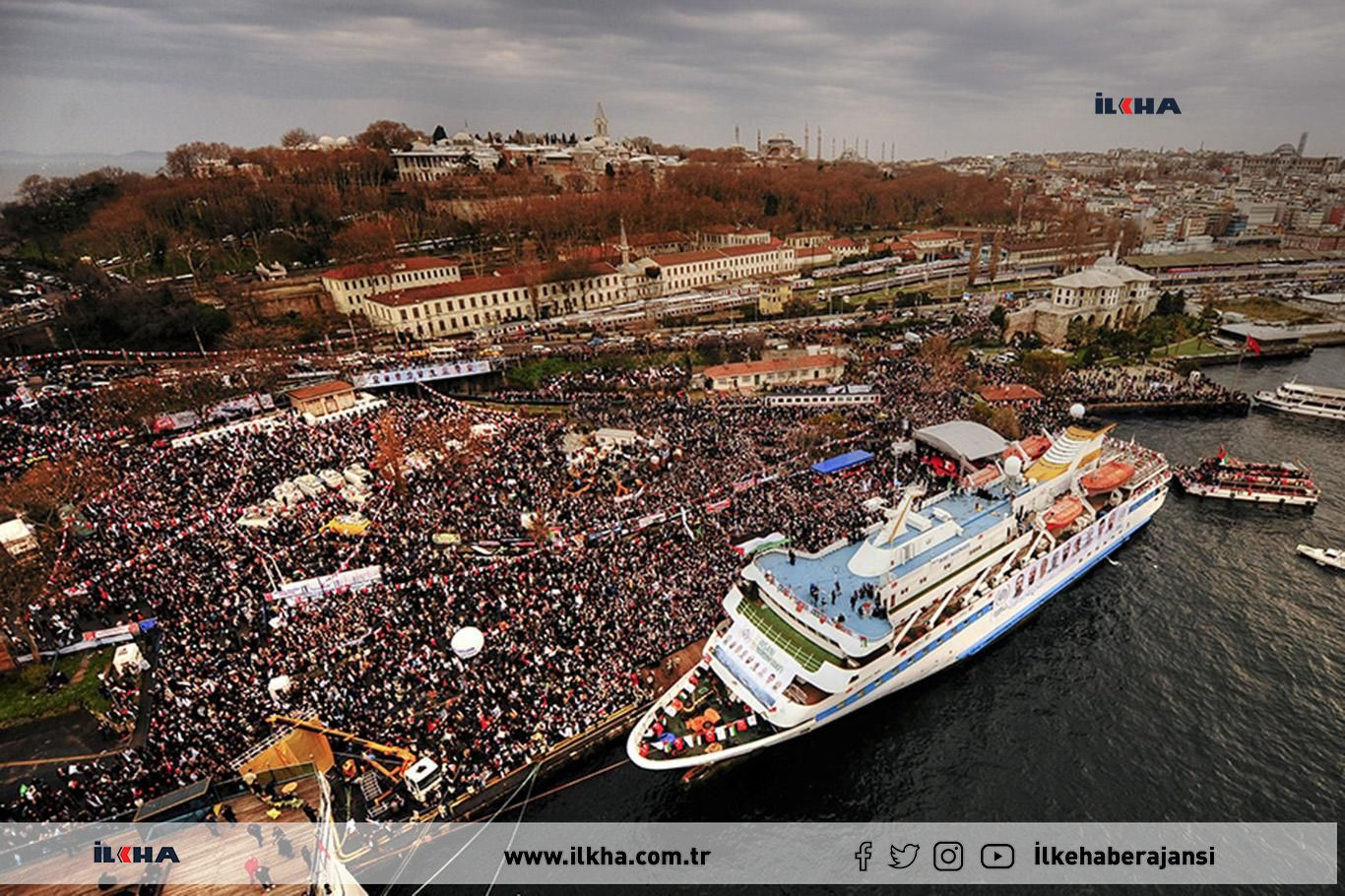 """Mavi Marmara was a movement of kindness and unity"""